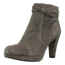 Botines Mujer CLARKS KENDRA SHELL, Color Gris