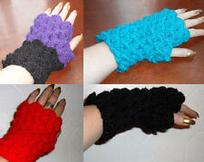 Dragon scale gloves Mittens Different colours available. Fashionable Warm S M/L