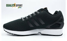 Adidas Zx Flux Nero Uomo Scarpe Shoes Sportive Sneakers BB2177