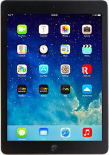 Apple iPad Air 1st Generation 32GB, Wi-Fi + Cellular (Unlocked), 9.7in - Space G