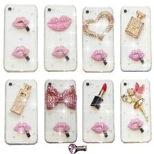 BRILLANTE MONEDERO PERFUME LÁPIZ DE LABIOS DIAMANTE FUNDA 4 SAMSUNG iPHONE SONY
