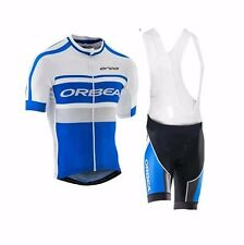 Ropa ciclismo 2017 manga corta Orbea 2 maillot culot cycling jersey maglie short