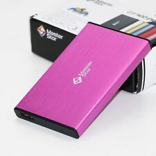 MasterStor One Touch Backup drive USB 3.0 2.5-inch External Hard Disk SATA Rosa