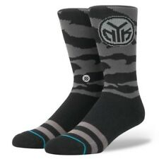 Stance New York Knicks Al caer la noche NBA Calcetines Negro