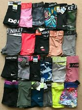 """NIKE PRO 3"""" Compression Shorts SIZE XS S M L XL BNWT various Sizes and Colours"""