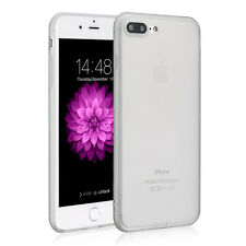 Case Ultra Thin Silicone Rubber Dirtproof Full Cover Case Skin iPhone 6/6s White