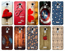 For COOLPAD NOTE 3 LITE ,NOTE3 LITE SOFT PRINTED BACK CASE COVER