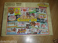 FALCON DE LUXE CARRY ON MOVIE POSTERS 1000  PIECE JIGSAW PUZZLE NEW SEALED