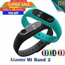 Original Xiaomi Mi Band 2 Wristband with Smart Heart Rate Pulse Fitness Touchpad