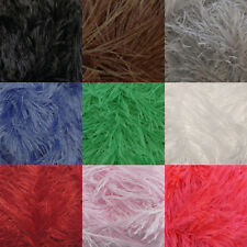 Moments Knitting Yarn King Cole 50g Ball Fluffy Eyelash Feather Style Teddy Wool