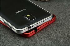 Samsung Galaxy S4 Aluminium Metal Bumper Frame With Lines Case Cover