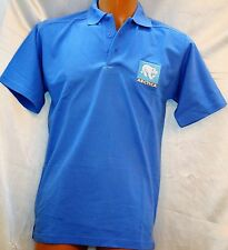 James Harvest Printer Surf Camiseta Polo Manga corta Hielo Azul Logo XS a 2XL