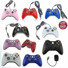 2.4G Game Wireless/Wired Controller Gamepad Joystick&PC Receiver for XBOX360 JP