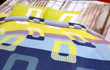 Double Bed Sheet with 2 Pillow Covers
