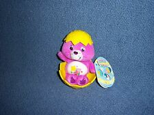 Care Bears Easter NEW Surprise Stuffed Plush Doll Toy Bear Egg Figure Purple