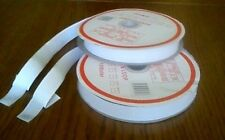 Self Adhesive HOOK and/or LOOP  Sticky FASTENER TAPE  20mm wide black or white