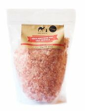 Silk Route Spice Company Himalayan Rose Pink Salt 1Kg (Course) Resealable
