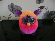 HASBRO CRYSTAL SERIES FURBY BOOM RAINBOW PINK PURPLE GREEN BLUE ORANGE OMBRE PET