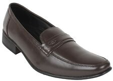 Guava Leather Formal Shoe - Brown | Mens Brown Formal Shoes