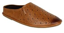 Guava Comfortable Slip-On Loafers  - Brown