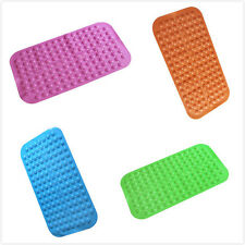 Bathroom Non-slip Rubber Bath Shower Mat with Cosy Bubble Comfortable for Feet