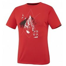 T-shirt Millet Les Drus Ts Ss Red