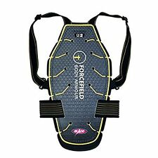 Forcefield Blade  L2BP  Back Pad Protector CE Level 2 Body Armour Small FF1008 T