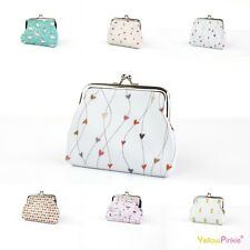 Childrens Kids Ladies Small Coin Cards Purse Small Make Up Bag