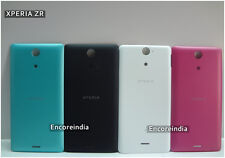 New Battery Back Door Hard case Panel Cover Housing For Sony Xperia ZR