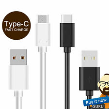 PLUGG USB-C USB 3.1 TYPE C DATA SYNC CHARGER FAST CHARGING CABLE SAMSUNG