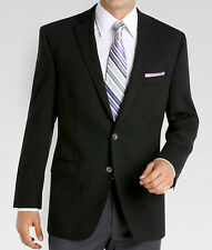 BLAZER JACKET ADVOCATE COAT BLACK MENS STYLISH BLAZER.  ONLY BLAZER  NO TROUSER
