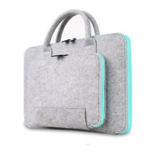 New Felt Universal Laptop Bag Notebook Case Briefcase Handlebag Pouch For Macboo