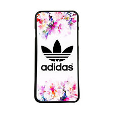 Carcasa Funda movil compatible para móviles Adidas flores deporte Case Cover