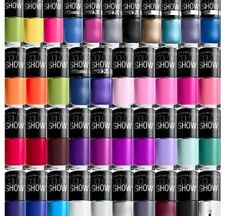 Vernis COLORSHOW GEMEY Maybelline 20 choix dif manucure vernis à ongles