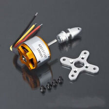 A2212 KV1400 Kv1000 KV2200 RC Brushless motor rc spare parts for airplane helico