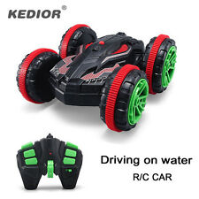 1:18 Nitro Rc Stunt Car Off road Buggy 2.4G 4wd Rc Drift Car Can Drive On Water