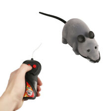 RC Wireless Simulation Remote Control Rat Mouse Toy For Cat Dog Pet