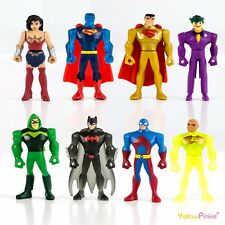 JUSTICE LEAGUE ACTION MIGHTY MINIS SERIES 2. BLIND BAG FIGURE (MATTEL)