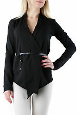 CARDIGAN DONNA  SEXY WOMAN COLORE NERO 72894