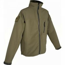 Web-Tex Tactical Soft Shell Waterproof Jacket Desert Sand