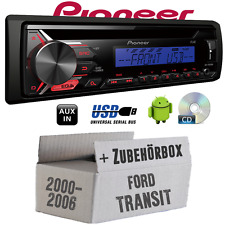 Pioneer Radio per Ford Transit Autoradio CD MP3 USB AUTO Set di montaggio