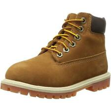Timberland 6 Inch Classic Boot Youth Rust Nubuck Boots
