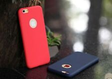 Soft Silicone Candy Back Case Cover FOR APPLE iPHONE 5/5s/5sE,6/6S,7,7 PLUS