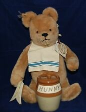 Vintage Winnie-the-Pooh with Hunny Pot Bear 14