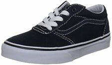 Vans Girls Boys milton suede Lo trainers sneakers Limited stock HALF THE PRICE