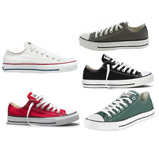 NEU Converse Chuck Taylor Chucks All Star OX Sneaker Low Top Unisex rot M9696