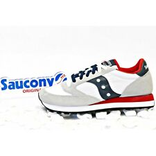 SAUCONY ORIGINALS - JAZZ O'M - White