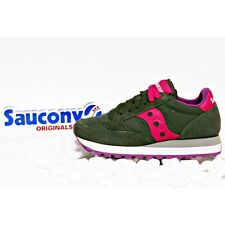 SAUCONY ORIGINALS - JAZZ O'W - Charcoal/Pink