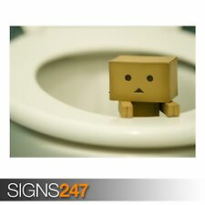 DANBO ADVENTURES (AD677) FUNNY POSTER - Photo Picture Poster Print Art A0 to A4