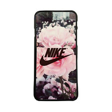 Carcasa Funda movil compatible para móviles Nike flores deporte Case Cover